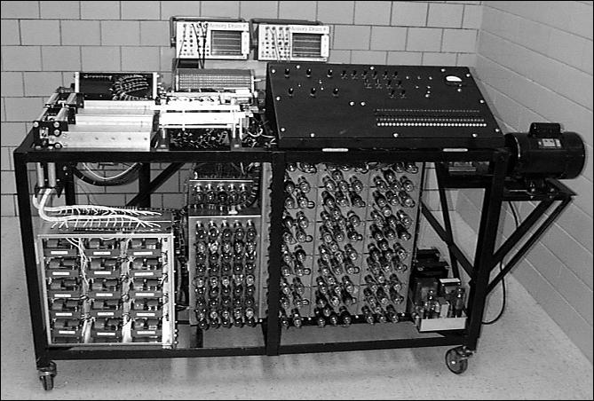 The first computer ABC - reconstruction