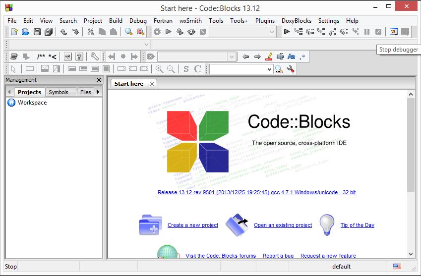 Code Blocks IDE