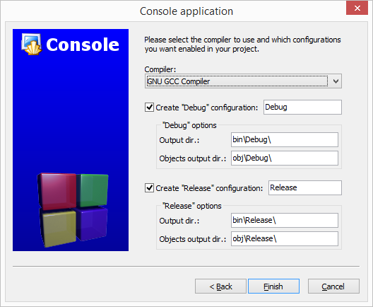 Leave the Compiler settings as they are